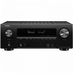 DENON – Amplificateur AVR-X2500H noir (Stock B)