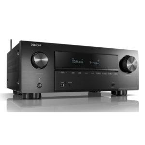 DENON – Amplificateur AVR-X2700H DAB (Carton abimé)