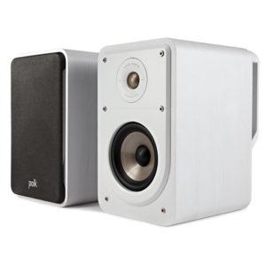 POLK AUDIO – Enceintes S15E blanches (Expo)