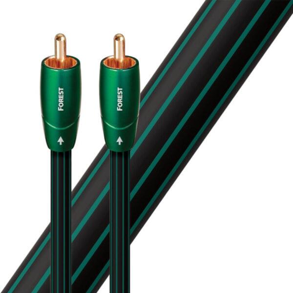 Audioquest-forest-digital-coaxial-coax-vert-câble-toponil