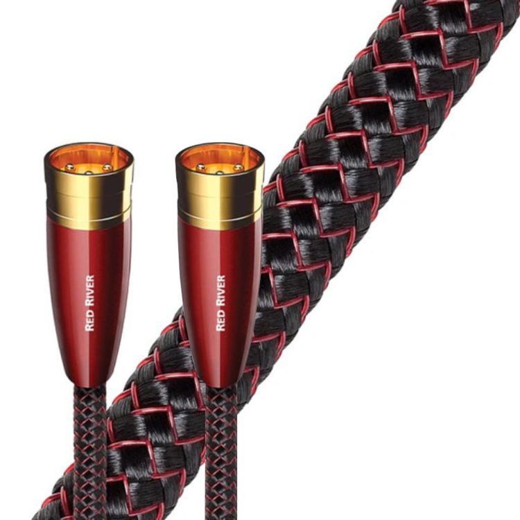 audioquest-cable-red-river-XLR-rouge-toponil