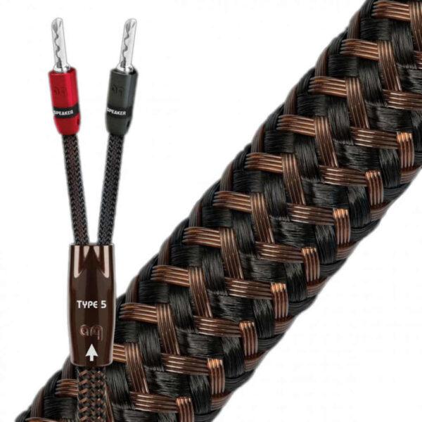audioquest-type-5-cable-enceinte-prémonté-fiches-bananes-toponil